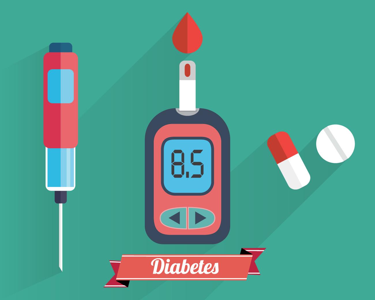 Diabete, gestione ottimale in ogni stagione