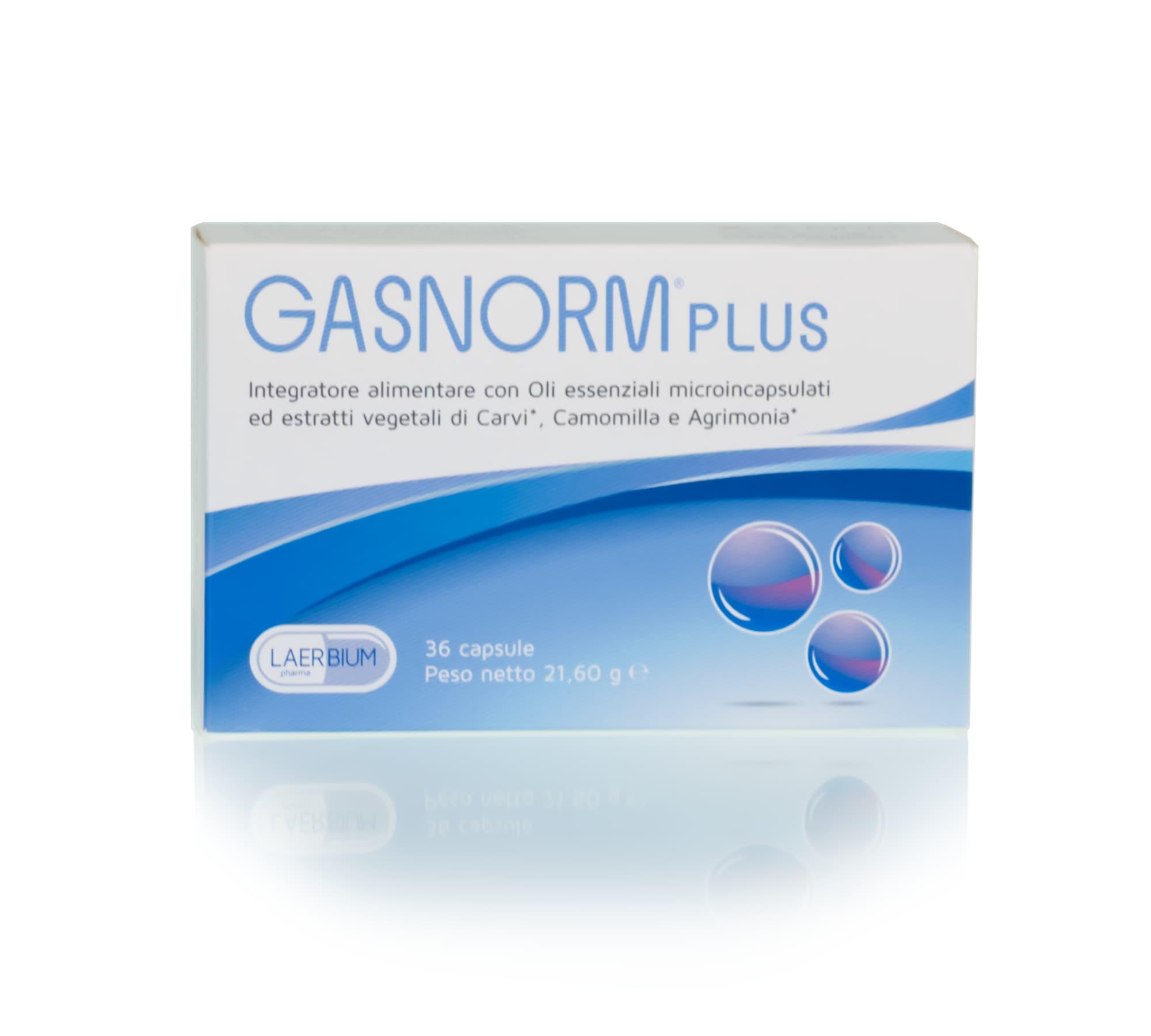 Gasnorm Plus