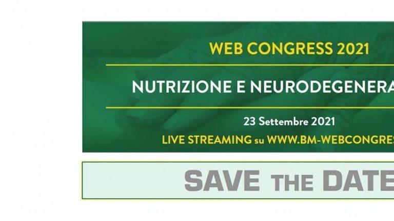 B&M – WEB CONGRESS ECM 2021 NUTRIZIONE E NEURODEGENERAZIONE
