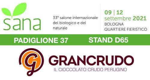 9-12 Settembre 2021 SANA al Quartiere fieristico di Bologna