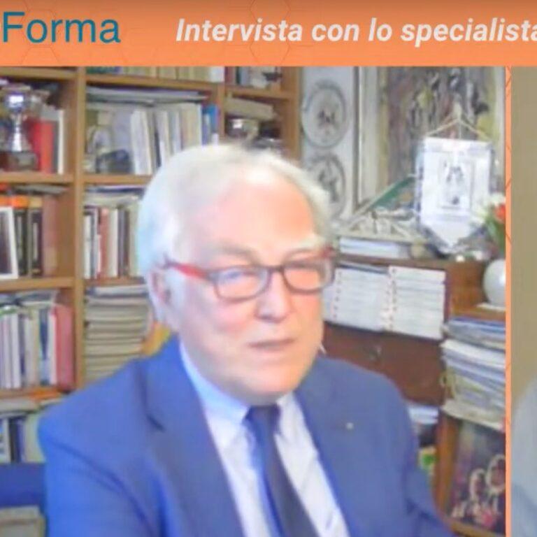 """Com'è andata la prima """"Intervista con lo specialista"""" con il dott. Fatati"""