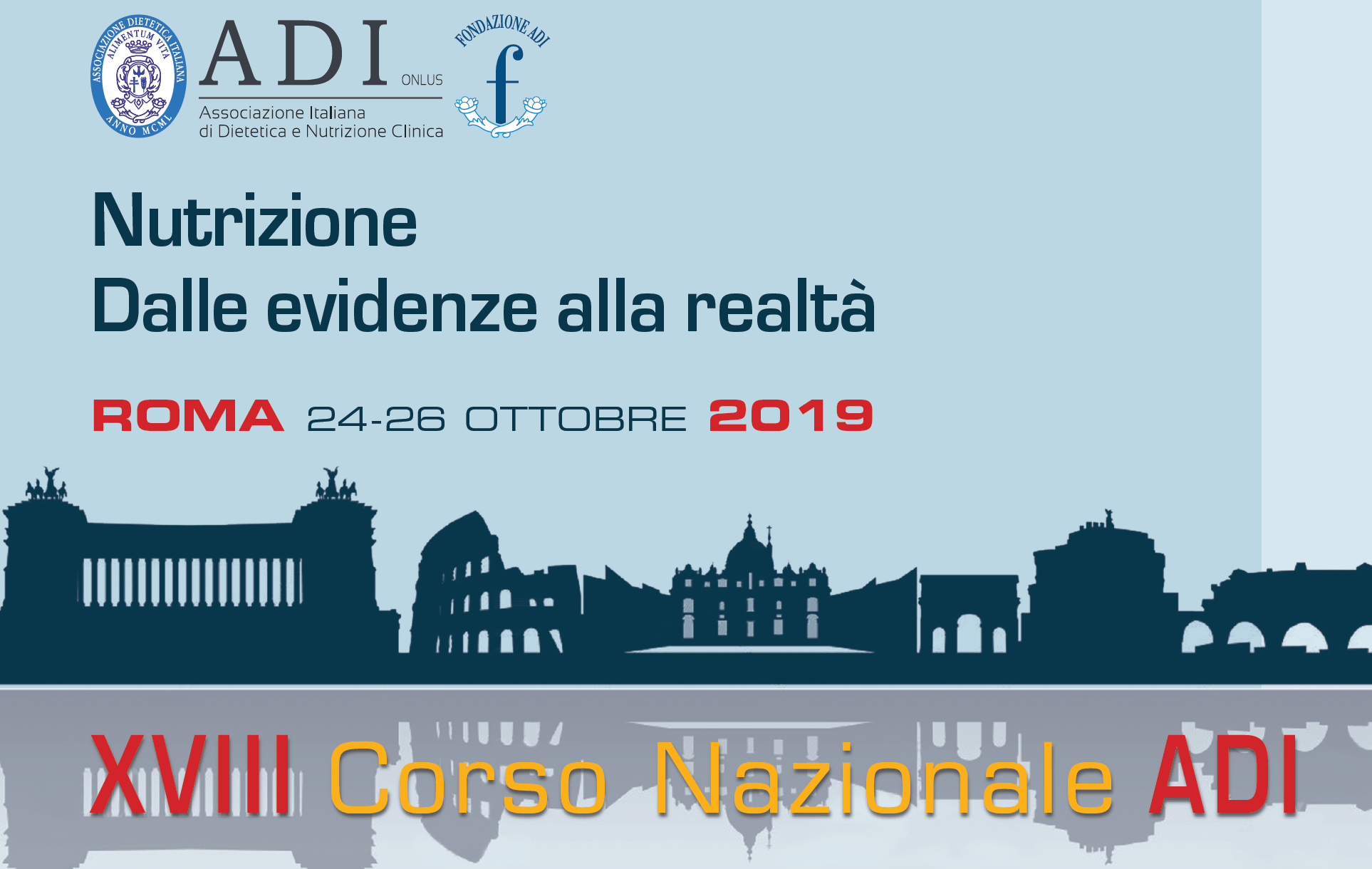 corso nazionale ADI roma ottobre 2019