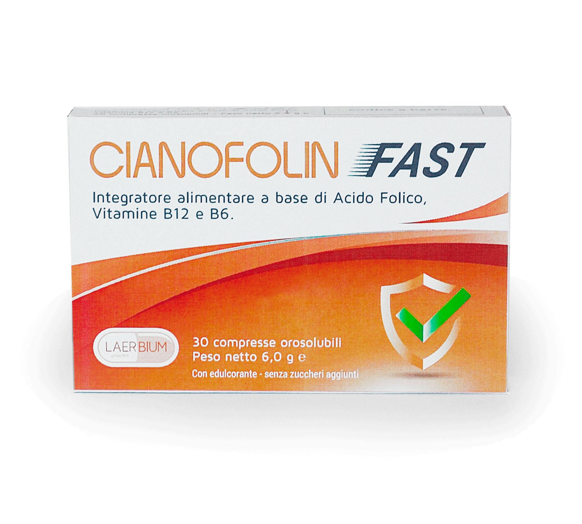 Cianofolin FAST
